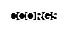 CCORGS Logo