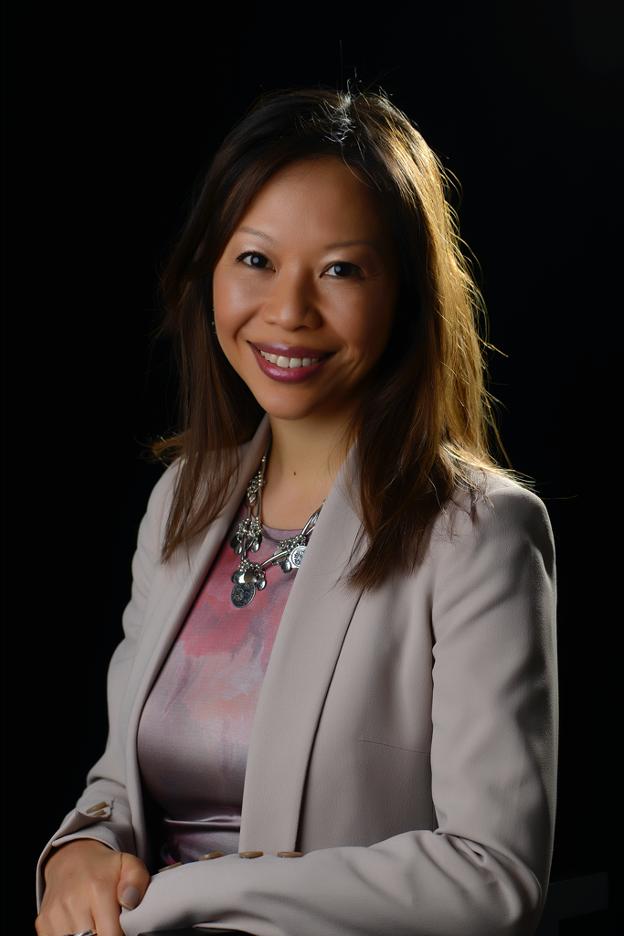 Joanna Chin - Hong Kong